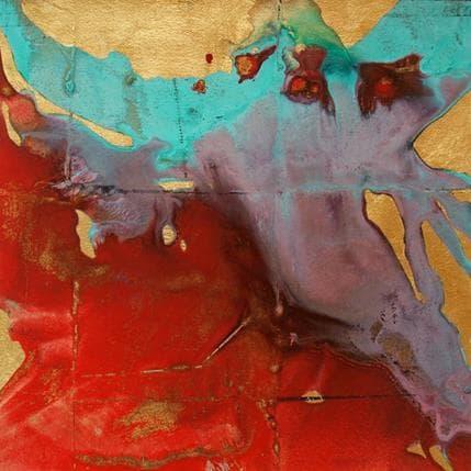 Eric Robin Sans titre 36-11 36 x 36 cm