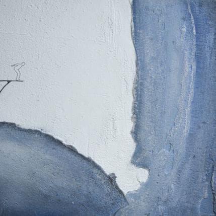 Gaia Roma Bungee jumping 25 x 25 cm