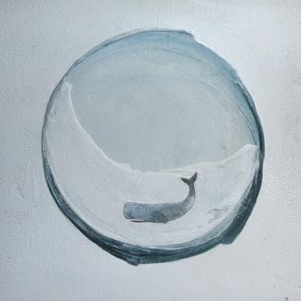 Gaia Roma Goccia di mare 36 x 36 cm