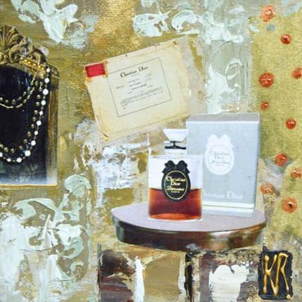 Karine Romanelli Très Français 13 x 13 cm
