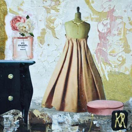 Karine Romanelli Parfum 13 x 13 cm