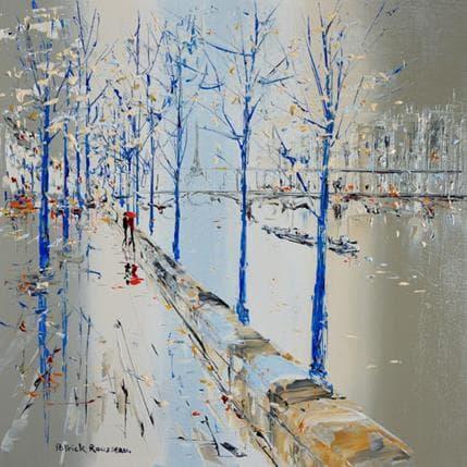 Patrick Rousseau Premiers parfums d'automne 36 x 36 cm