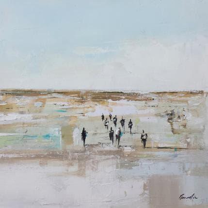 Richard Poumelin Gisants 19 x 19 cm