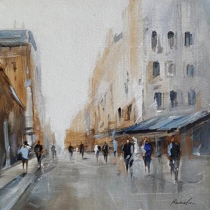 Richard Poumelin Contraste 25 x 25 cm