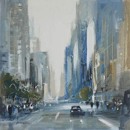 Richard Poumelin Sans titre 25 x 25 cm