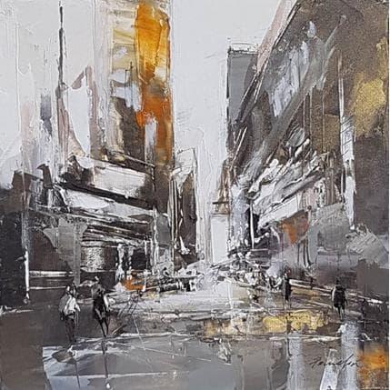 Richard Poumelin Sans titre 25 19 x 19 cm
