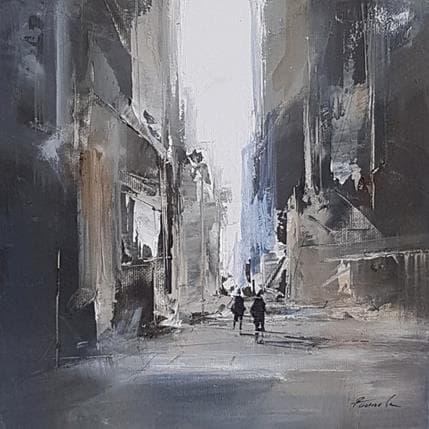Richard Poumelin Sans titre 26 19 x 19 cm
