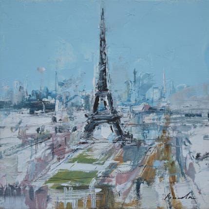 Richard Poumelin Paris 13 x 13 cm