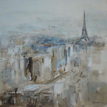 Richard Poumelin Paris 36 x 36 cm