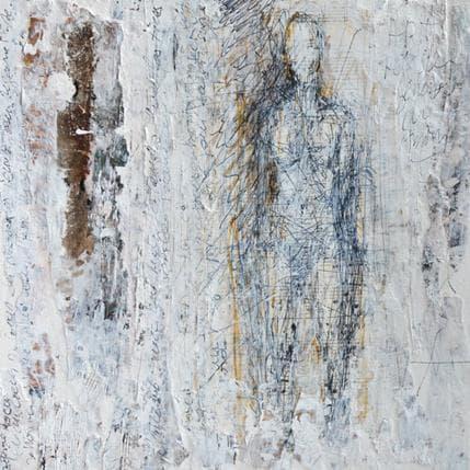 Sophie Rocco Chant d'été 25 x 25 cm