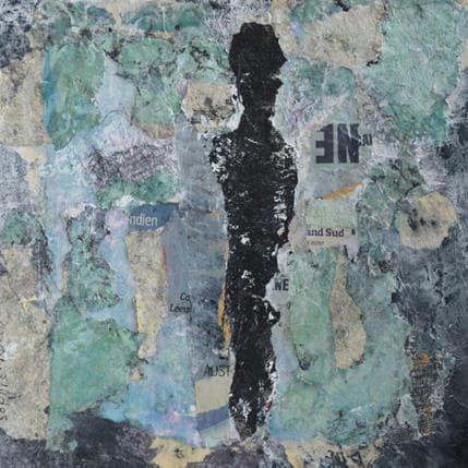 Sophie Rocco Aquarius 25 x 25 cm