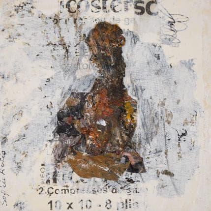 Sophie Rocco Prima materia 13 x 13 cm