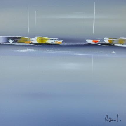 Marie-Ange et Fanny Roussel Horizon 25 x 25 cm