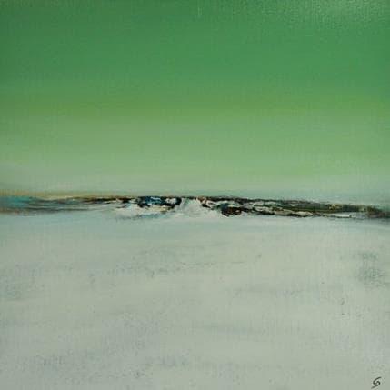 Garella Nuit blanche 36 x 36 cm