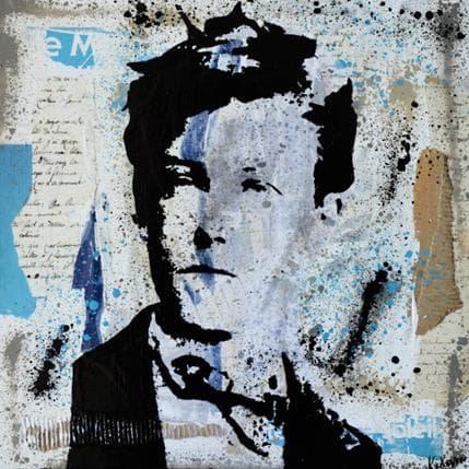 Kikayou Rimbaud 36 x 36 cm