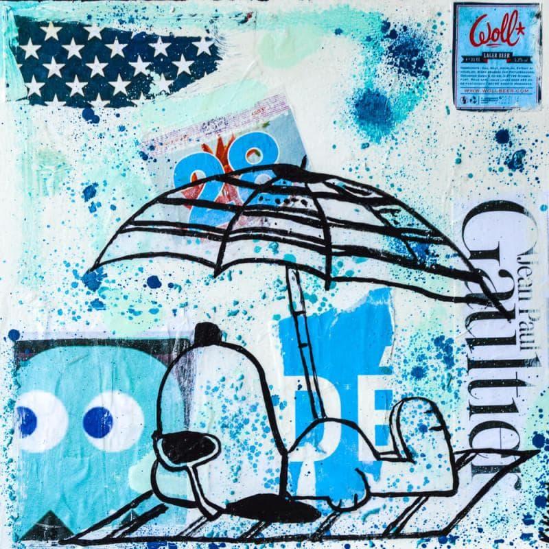 Snoopy parasol