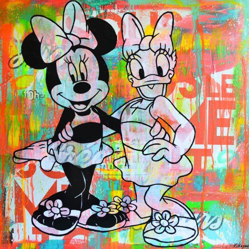 Minnie et Daisy