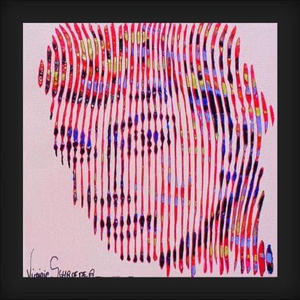 Virginie Schroeder L'élégance raffinée 13 x 13 cm