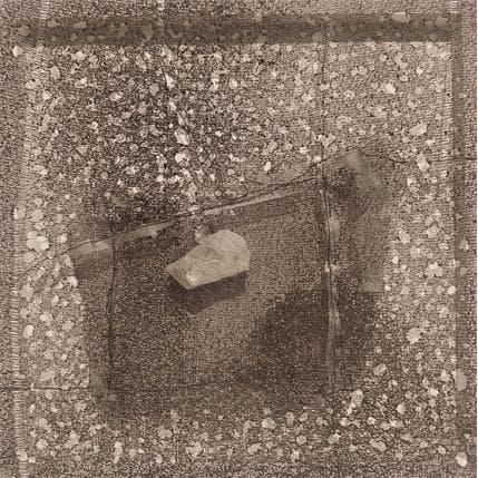 Yasmina Ziyat Sans titre 6 19 x 19 cm