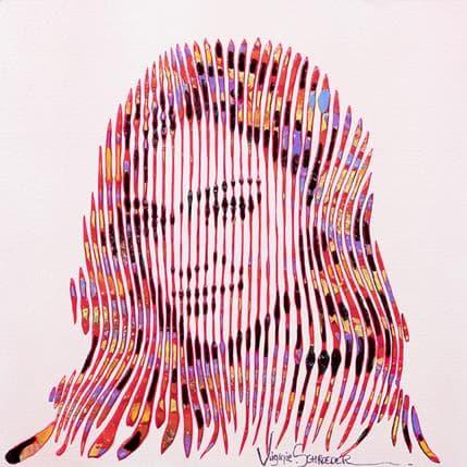 Virginie Schroeder Viens avec moi 25 x 25 cm
