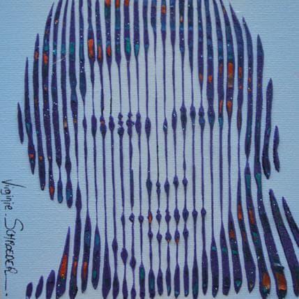 Virginie Schroeder Han Solo 13 x 13 cm