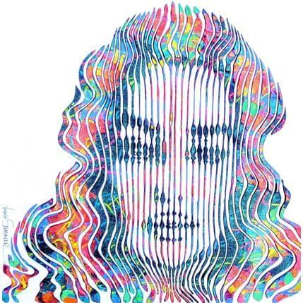 Virginie Schroeder St 50 x 50 cm