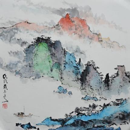 San Qian Joy 25 x 25 cm