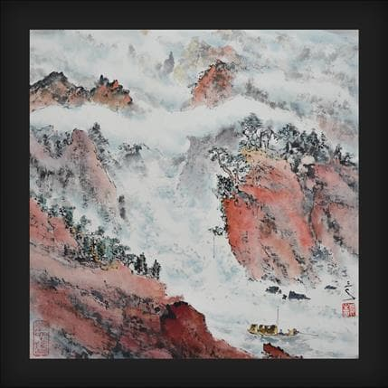 San Qian Brillance 36 x 36 cm