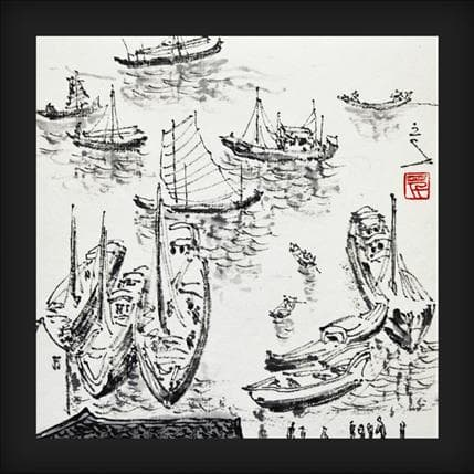 Sanqian Thousands of ... 13 x 13 cm