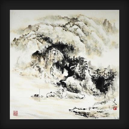 San Qian Fantasy 36 x 36 cm