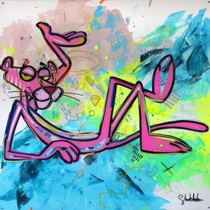 SHOKKOBO What else 80 x 80 cm