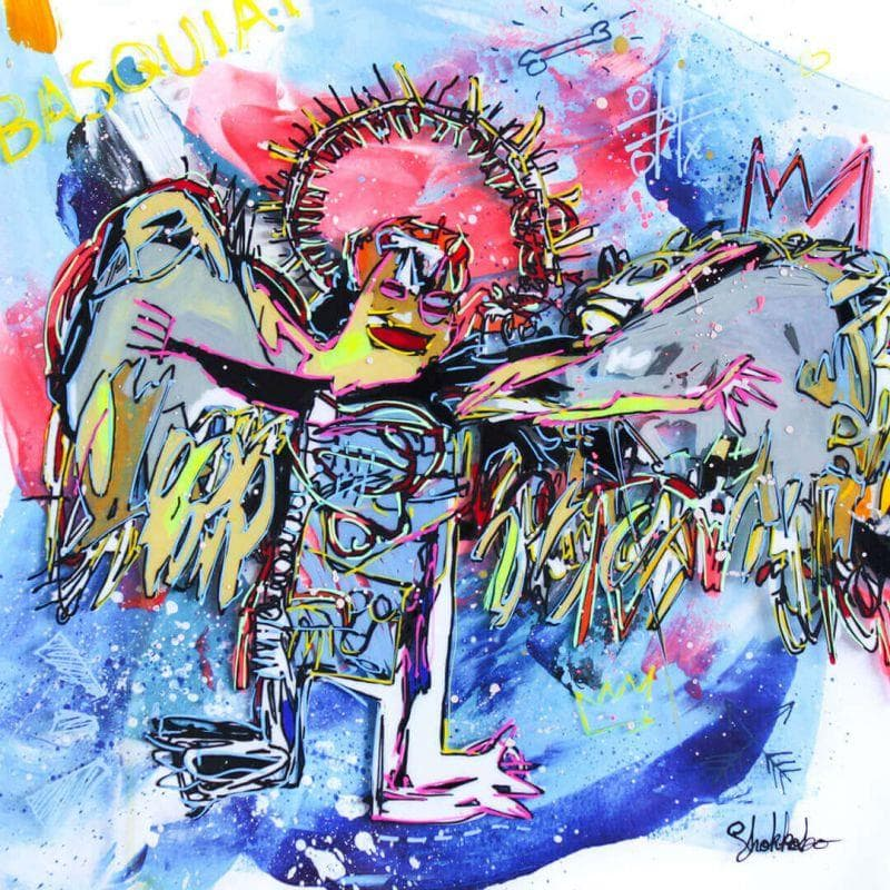 Basquiat style 72c