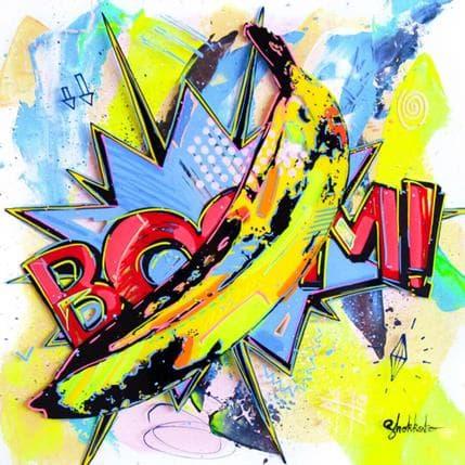 SHOKKOBO Boom 71c 25 x 25 cm