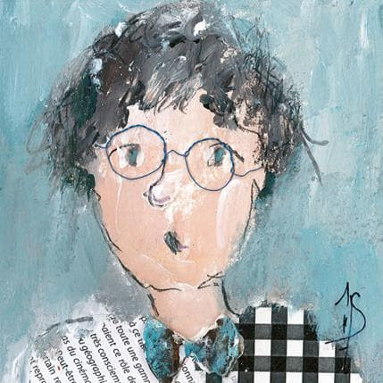 Françoise Soizeau Rémi 13 x 13 cm