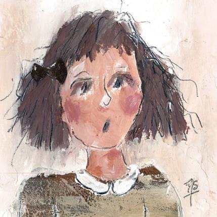 Françoise Soizeau Capucine 19 x 19 cm