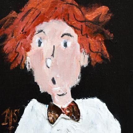 Françoise Soizeau Mr Jules 13 x 13 cm