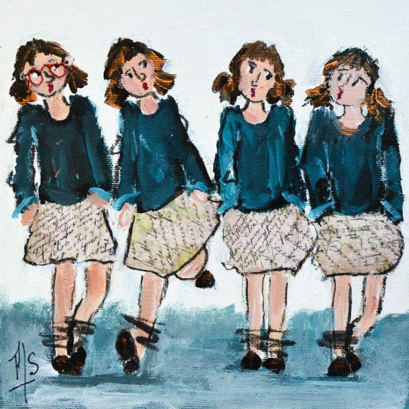 Les écolieres