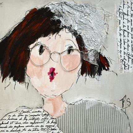Françoise Soizeau Pense-bête 19 x 19 cm