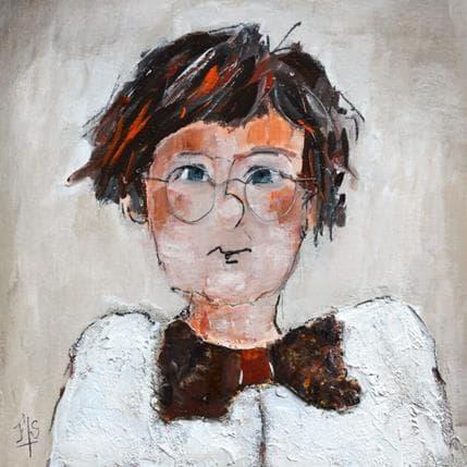 Françoise Soizeau Noeud pap 36 x 36 cm