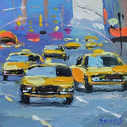 Dmitry Spiros City sketches 7 13 x 13 cm
