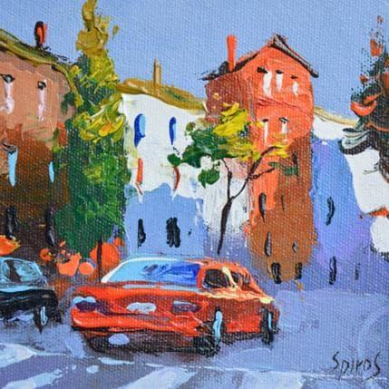 Dmitry Spiros Street sketches 18 13 x 13 cm