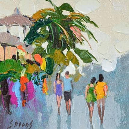 Dmitry Spiros Avenida playa carmen 13 x 13 cm