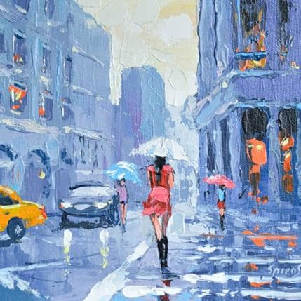 Dmitry Spiros City sketches 4 19 x 19 cm