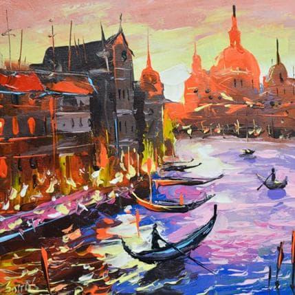Dmitry Spiros Velvety Venice 2 25 x 25 cm
