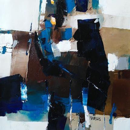 Virgis Strict composition 36 x 36 cm