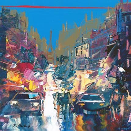Frédéric Thiéry Le gai Paris 25 x 25 cm
