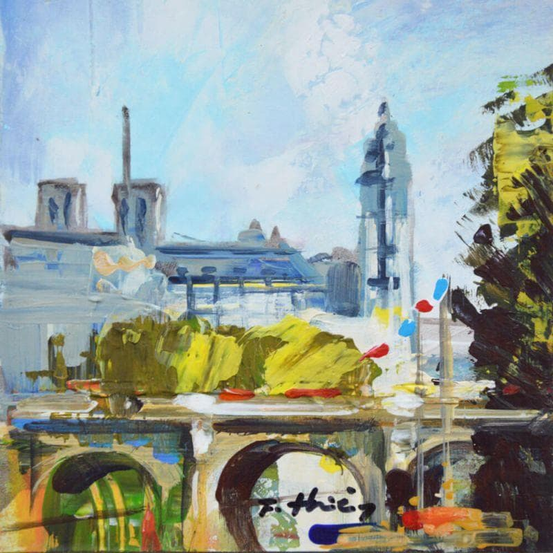 Pont neuf à Paris