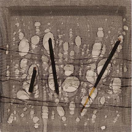 Ziyat Yasmina Sans titre 6 13 x 13 cm