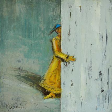 Vasily Tryndyk Peekaboo 19 x 19 cm