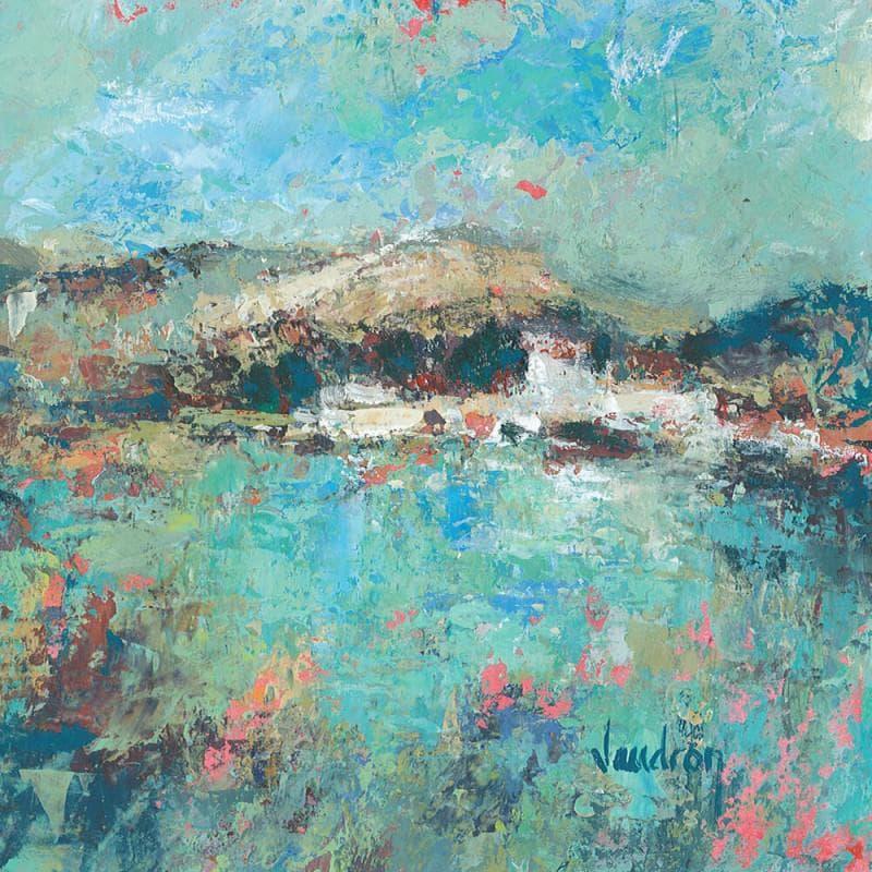 Au bord du lac en Provence